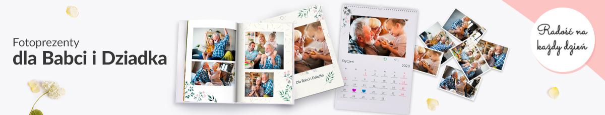 Fotoprezenty dla Babci i Dziadka