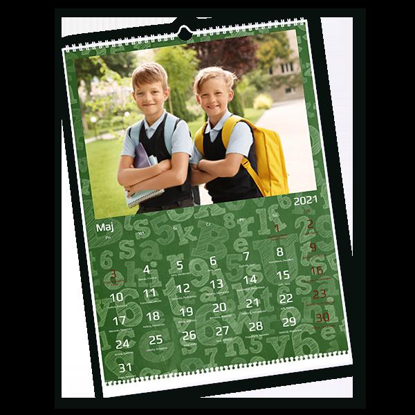 Fotokalendarz A3 - zobacz szblony >>
