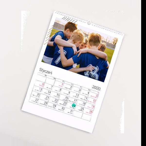 Fotokalendarz A4